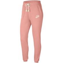 Pantalon Nike Femme Sportswear Gym Vintage Corail