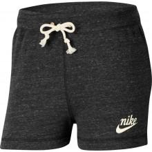 Short Nike Femme Sportswear Gym Vintage Noir