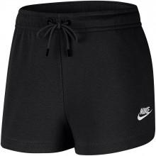 Short Nike Femme Sportswear Essential Noir