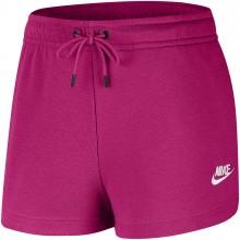 Short Nike Femme Sportswear Essential Rose