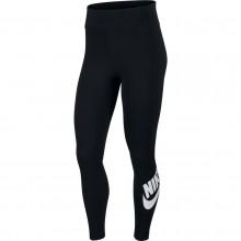 Collant Nike Femme Sportswear Leg-A-See Noir