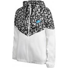 Veste Nike Femme Sportswear Heritage Zippée à Capuche Noire