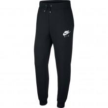 Pantalon Nike Femme Air Fleece Noir