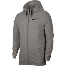 Sweat Nike Dri-Fit à Capuche Zippé Gris