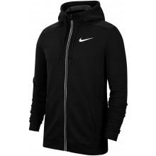 Sweat Nike Dri-Fit à Capuche Zippé Noir