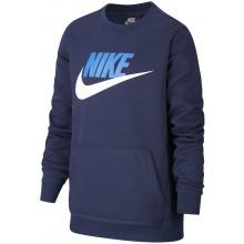 Sweat Nike Junior Sportswear Club Fleece Marine