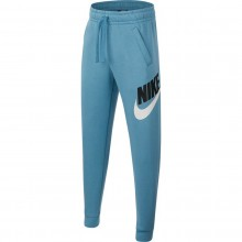 Pantalon Nike Junior Sportswear Club Fleece Bleu