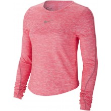Tee-Shirt Nike Femme Manches Longues Rose