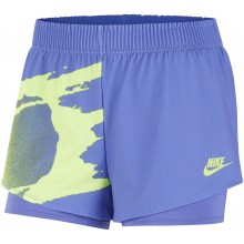 Short Nike Femme Court New York Bleu