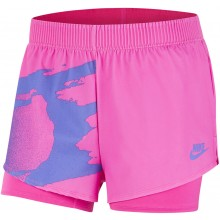 Short Nike Femme Court New York Rose