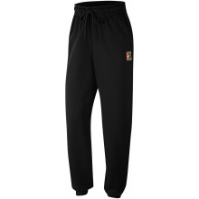 Pantalon Nike Femme Heritage Molleton Noir