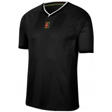 Tee-Shirt Nike Court London Noir
