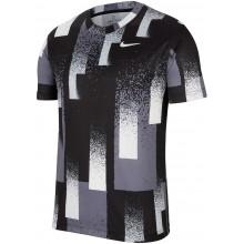 Tee-Shirt Nike Court Dry Noir
