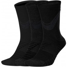 3 Paires de Chaussettes Nike Everyday Max Cushioned Noires