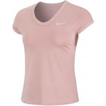 Tee-Shirt Nike Femme Dry Beige