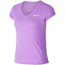 Tee-Shirt Nike Dry Violet