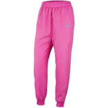 Pantalon Nike Femme Court New York Rose