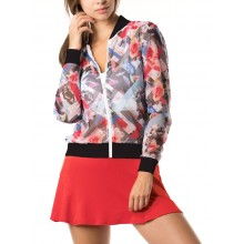 Veste Lucky In Love Bloomy Mesh Noire