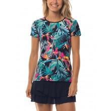 Tee-Shirt Lucky In Love Samba Marine