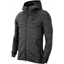 Sweat Nike Sportswear Tech Fleece Zippé à Capuche Noir