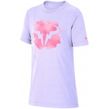 Tee-Shirt Nike Junior Nadal Violet