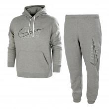 Survêtement Nike Sportswear Club Gris