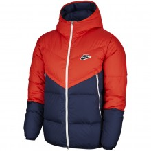Doudoune Nike Sportswear Windrunner Rouge