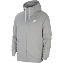 Sweat Nike Sportswear à Capuche Zippé Gris