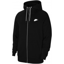 Sweat Nike Sportswear à Capuche Zippé Noir