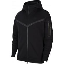 Veste Nike Sportswear Tech Fleece à Capuche Zippée Noire