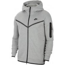 Veste Nike Sportswear Tech Fleece à Capuche Zippée Grise
