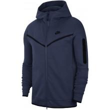 Veste Nike Sportswear Tech Fleece à Capuche Zippée Marine
