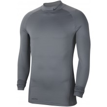Tee-Shirt Nike Pro Warm Manches Longues Gris