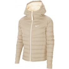 Doudoune Nike Femme Sportswear Windrunner Beige