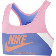 Brassière Nike Junior Fille Sportswear Rose