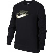 Sweat Nike Junior Fille Sportswear Noir