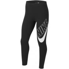 Collant Nike Junior Fille Sportswear Favorites Noir
