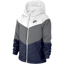 Veste Nike Junior Garçon Sportswear Blanche