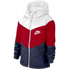Veste Nike Junior Garçon Sportswear Rouge