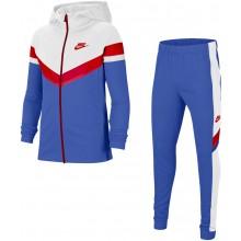 Survêtement Nike Junior Sportswear Poly Bleu
