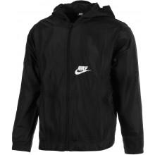 Veste Nike Junior à Capuche Zippée Noir