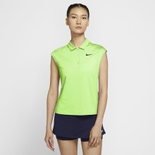 Polo Nike Femme Court Victory Vert