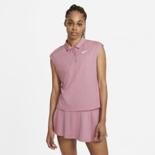 Polo Nike Femme Court Victory Rose