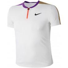 Polo Nike Court Breathe Melbourne Blanc