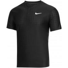 Polo Nike Court Breathe Advantage Athlètes Noir