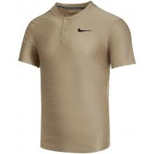 Polo Nike Court Breathe Advantage Athlètes Beige