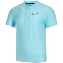 Polo Nike Court Breathe Advantage Athletes Bleu
