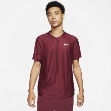Polo Nike Court Advantage Rouge