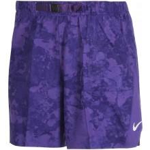 Short Nike Court Flex Athlètes Melbourne Violet