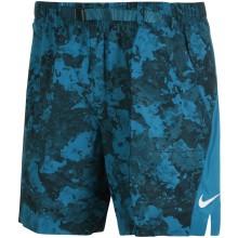 Short Nike Court Flex Dimitrov Melbourne Bleu